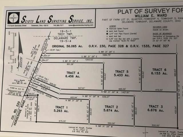 0 Horseshoe Road Lot #6, Delaware, OH 43015 (MLS #219035163) :: Berkshire Hathaway HomeServices Crager Tobin Real Estate