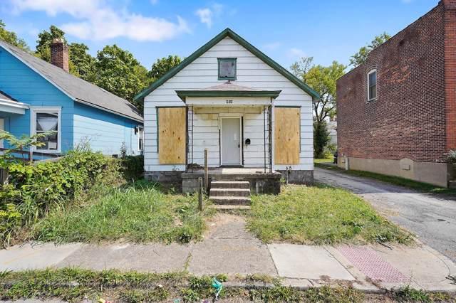 454 Gilbert Street, Columbus, OH 43205 (MLS #219035183) :: The Raines Group