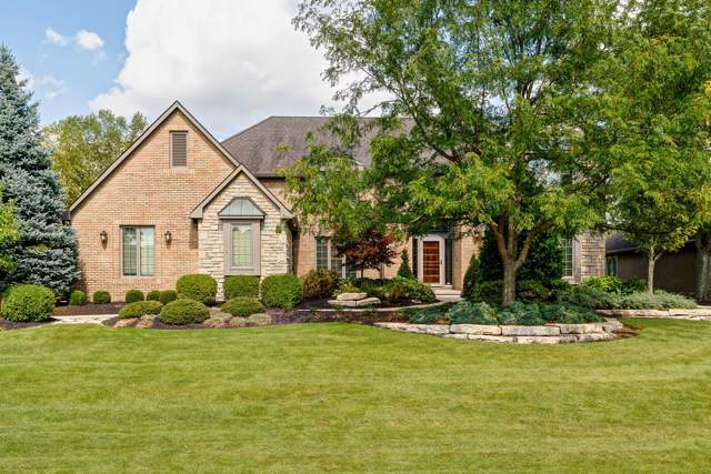 6202 Memorial Drive, Dublin, OH 43017 (MLS #219035239) :: The Raines Group