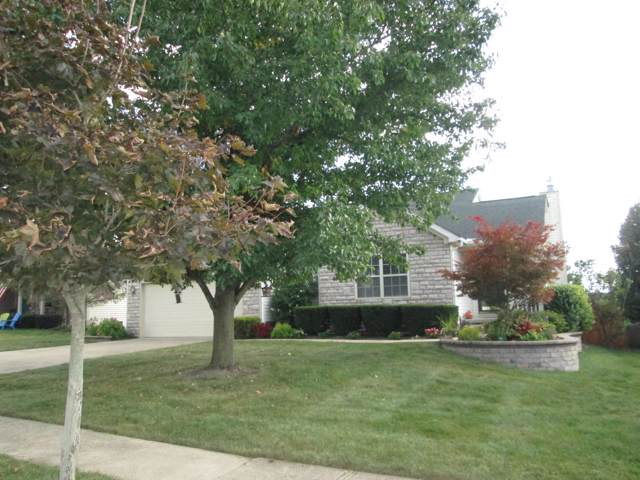 284 Kyber Run Circle, Johnstown, OH 43031 (MLS #219035248) :: The Raines Group