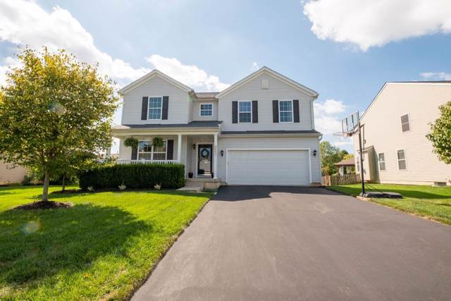 3243 Guffey Drive, Grove City, OH 43123 (MLS #219035269) :: Keith Sharick | HER Realtors