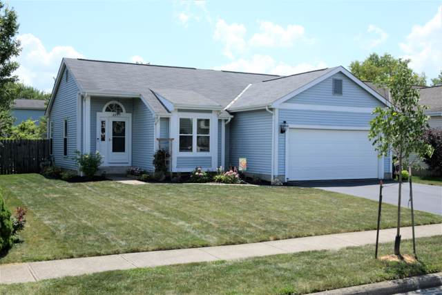 4957 Silver Bow Drive, Hilliard, OH 43026 (MLS #219035291) :: RE/MAX ONE