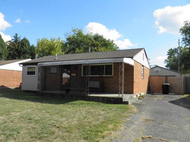 4043 E Fulton Street, Columbus, OH 43227 (MLS #219035312) :: Signature Real Estate