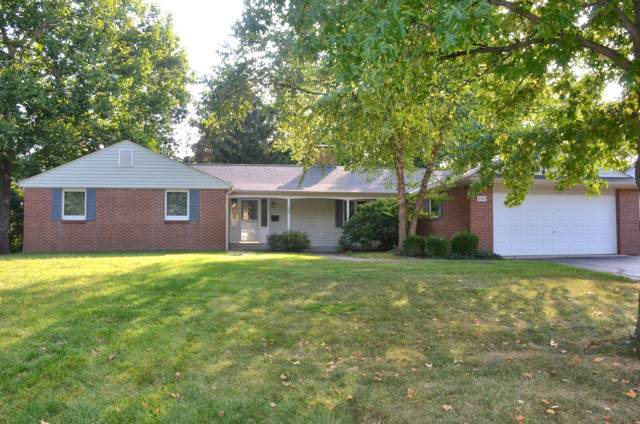 420 Hickory Drive, Marysville, OH 43040 (MLS #219035351) :: Brenner Property Group | Keller Williams Capital Partners