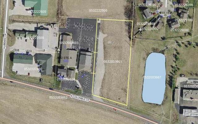 2134 Old Columbus Road NW, Lancaster, OH 43130 (MLS #219035357) :: The Clark Group @ ERA Real Solutions Realty