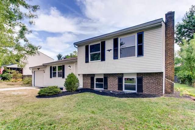 1122 Hilton Drive, Reynoldsburg, OH 43068 (MLS #219035389) :: Signature Real Estate