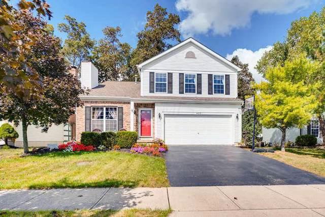 605 Rainbow Drive, Marysville, OH 43040 (MLS #219035413) :: Brenner Property Group | Keller Williams Capital Partners