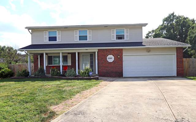 6989 Tanya Terrace, Reynoldsburg, OH 43068 (MLS #219035439) :: The Raines Group