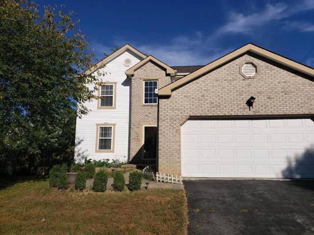 5762 Levi Kramer Boulevard, Canal Winchester, OH 43110 (MLS #219035441) :: The Raines Group