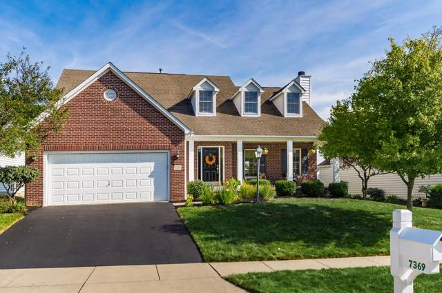 7369 Lavender Lane, Lewis Center, OH 43035 (MLS #219035451) :: Brenner Property Group | Keller Williams Capital Partners