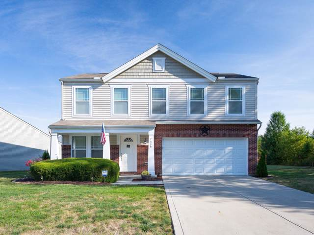 7526 Twisted Bark Drive, Canal Winchester, OH 43110 (MLS #219035491) :: Huston Home Team
