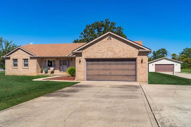 3250 Deer Path Drive, Grove City, OH 43123 (MLS #219035510) :: Signature Real Estate