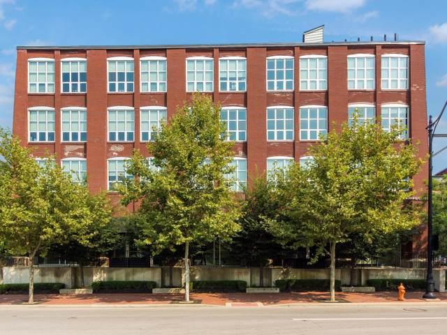 448 W Nationwide Boulevard #315, Columbus, OH 43215 (MLS #219035547) :: Brenner Property Group | Keller Williams Capital Partners