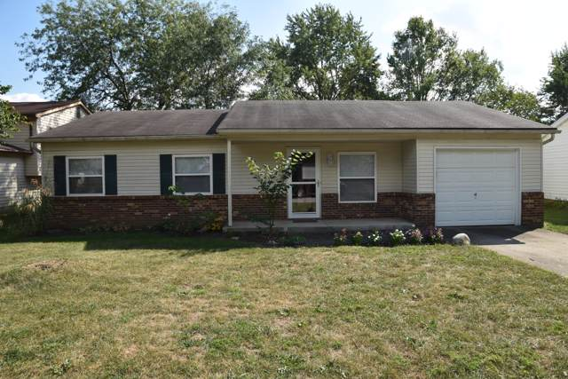 1809 Ibson Drive, Powell, OH 43065 (MLS #219035562) :: Brenner Property Group | Keller Williams Capital Partners