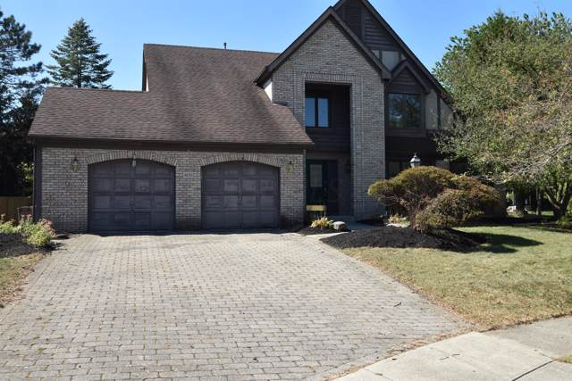 4155 Checkerberry Court, Hilliard, OH 43026 (MLS #219035563) :: Keith Sharick   HER Realtors