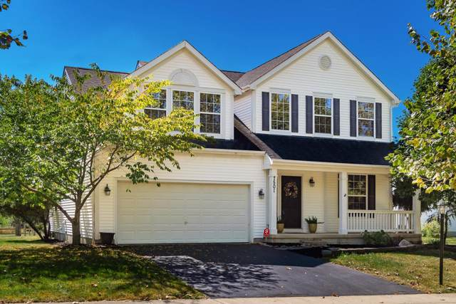 7501 Ashley Meadow Drive, Blacklick, OH 43004 (MLS #219035572) :: Signature Real Estate