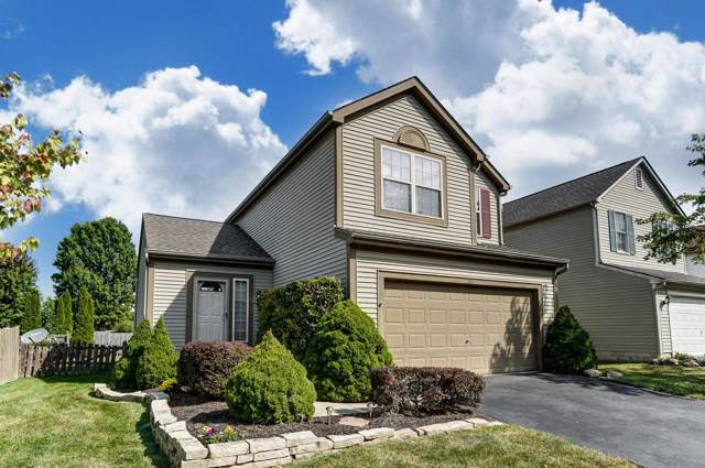 396 Kestrel Drive, Blacklick, OH 43004 (MLS #219035580) :: Core Ohio Realty Advisors