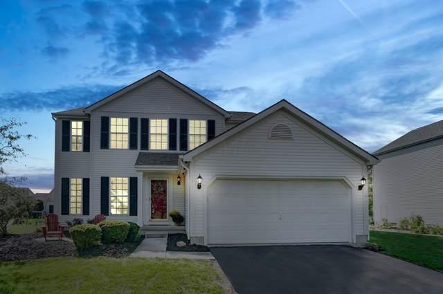 551 Dove Street, Marysville, OH 43040 (MLS #219035582) :: Brenner Property Group | Keller Williams Capital Partners