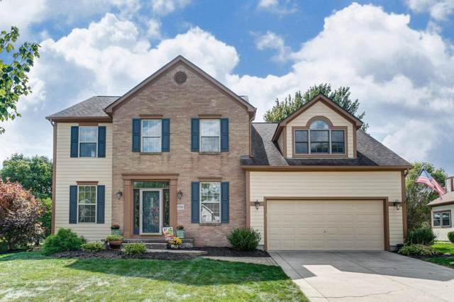 8356 Dunnbury Circle, Powell, OH 43065 (MLS #219035617) :: Brenner Property Group | Keller Williams Capital Partners