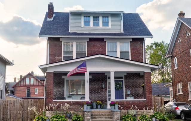 705 Kimball Place, Columbus, OH 43205 (MLS #219035626) :: Signature Real Estate