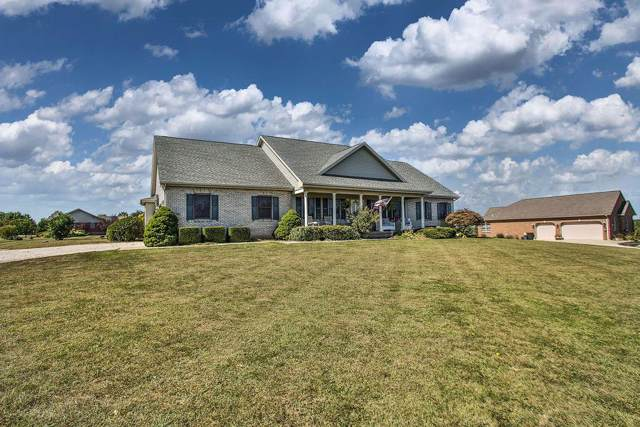 25903 Morris Salem Road, Circleville, OH 43113 (MLS #219035627) :: Brenner Property Group | Keller Williams Capital Partners