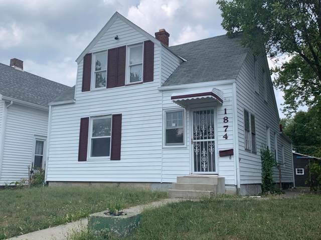 1874 Robert Street, Columbus, OH 43224 (MLS #219035629) :: RE/MAX ONE