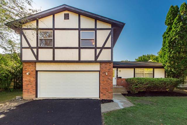 5465 Maple Canyon Avenue, Columbus, OH 43229 (MLS #219035640) :: Signature Real Estate