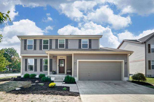 644 Tall Oaks Drive, Columbus, OH 43230 (MLS #219035644) :: The Raines Group
