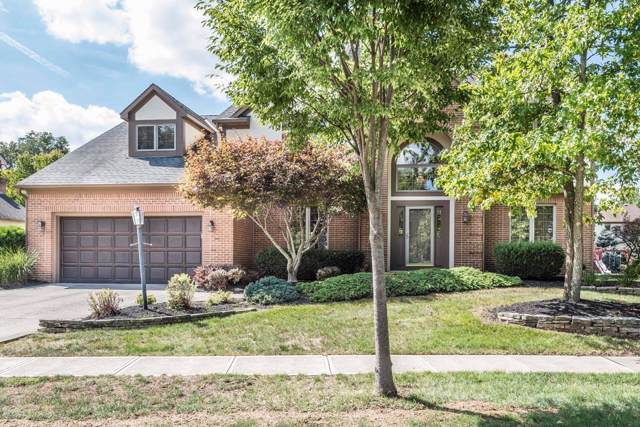 7145 Timberview Drive, Dublin, OH 43017 (MLS #219035676) :: Keith Sharick | HER Realtors