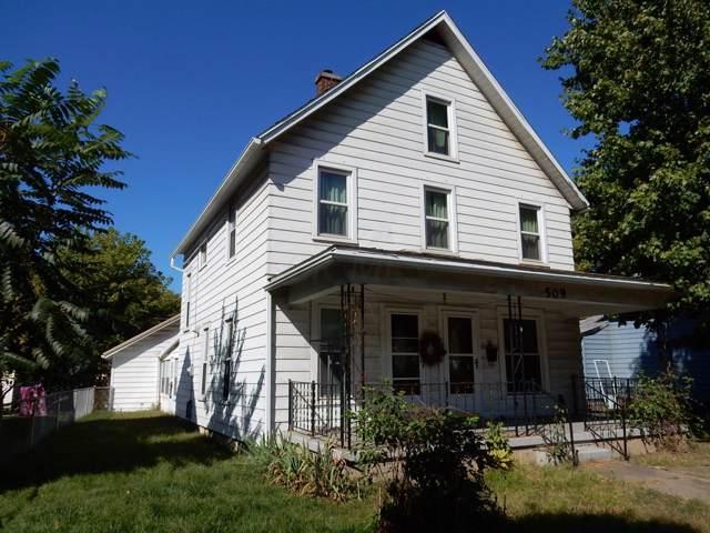 509 N Sandusky Street, Mount Vernon, OH 43050 (MLS #219035678) :: Brenner Property Group | Keller Williams Capital Partners