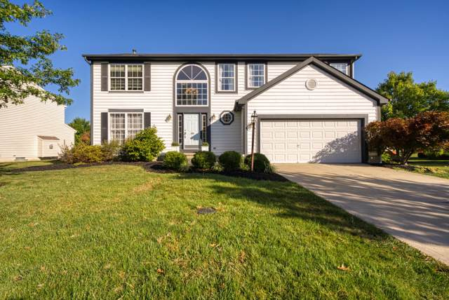 5190 Willow Valley Way, Powell, OH 43065 (MLS #219035697) :: Keith Sharick | HER Realtors