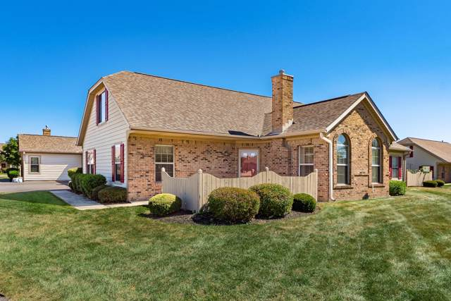 2491 Landings Way 25-249, Grove City, OH 43123 (MLS #219035713) :: The Clark Group @ ERA Real Solutions Realty