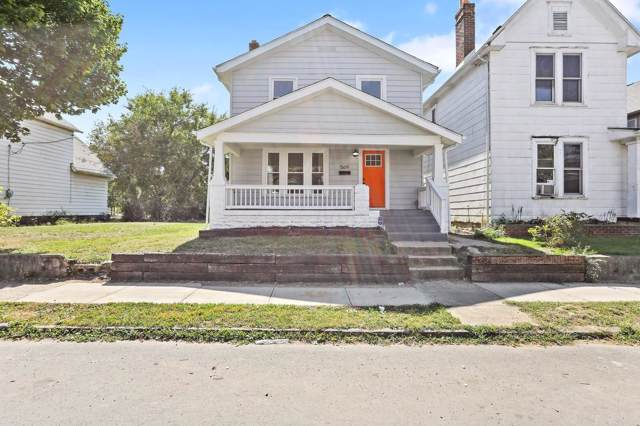 569 Stewart Avenue, Columbus, OH 43206 (MLS #219035724) :: Berkshire Hathaway HomeServices Crager Tobin Real Estate