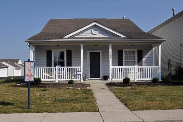 5488 Glendalough Street, Canal Winchester, OH 43110 (MLS #219035756) :: Huston Home Team
