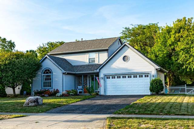 2028 Michelle Drive, Grove City, OH 43123 (MLS #219035797) :: Keith Sharick | HER Realtors