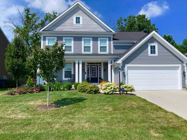 1383 Woodline Drive, Marysville, OH 43040 (MLS #219035799) :: Exp Realty