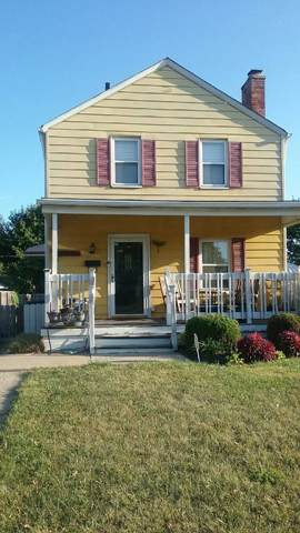 1760 Forest Street, Columbus, OH 43206 (MLS #219035803) :: ERA Real Solutions Realty