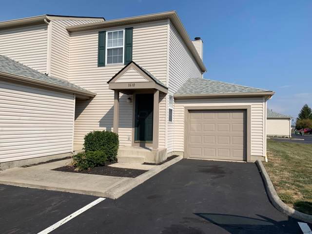 1610 Holland Drive 187F, Hilliard, OH 43026 (MLS #219035821) :: ERA Real Solutions Realty