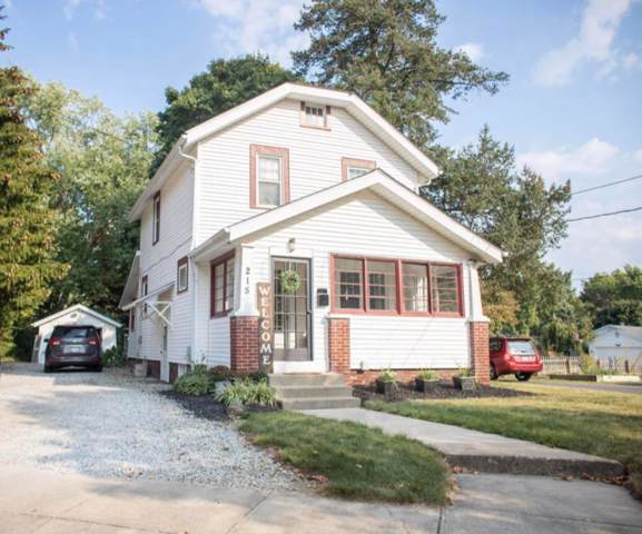 215 Washington Street, Canal Winchester, OH 43110 (MLS #219035894) :: CARLETON REALTY