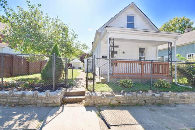 551 Southwood Avenue, Columbus, OH 43207 (MLS #219035904) :: Berkshire Hathaway HomeServices Crager Tobin Real Estate