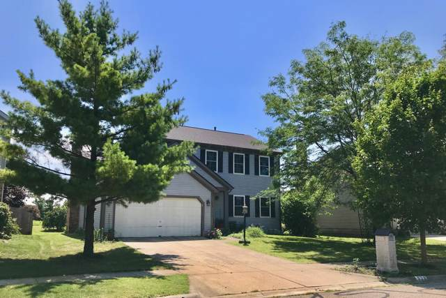 939 Brockwell Drive, Westerville, OH 43081 (MLS #219035917) :: Huston Home Team
