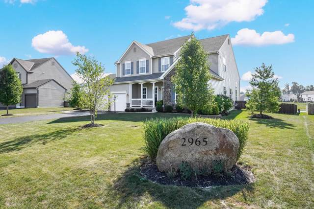 2965 Indian Summer Drive, Galena, OH 43021 (MLS #219035956) :: Shannon Grimm & Partners Team