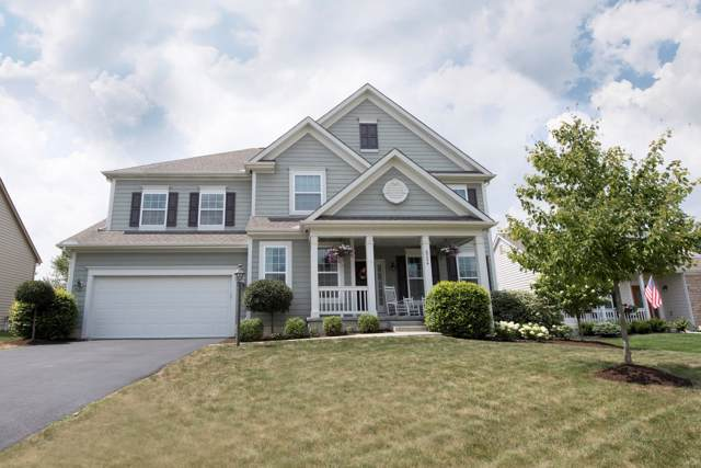 6734 Letterman Drive, Powell, OH 43065 (MLS #219036027) :: RE/MAX ONE