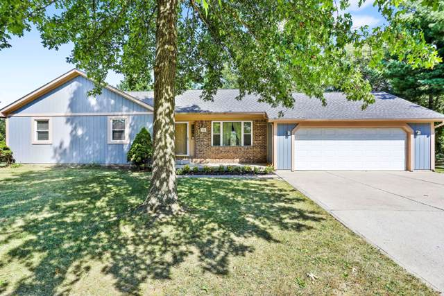 52 Freeway Drive, Etna, OH 43068 (MLS #219036242) :: The Raines Group