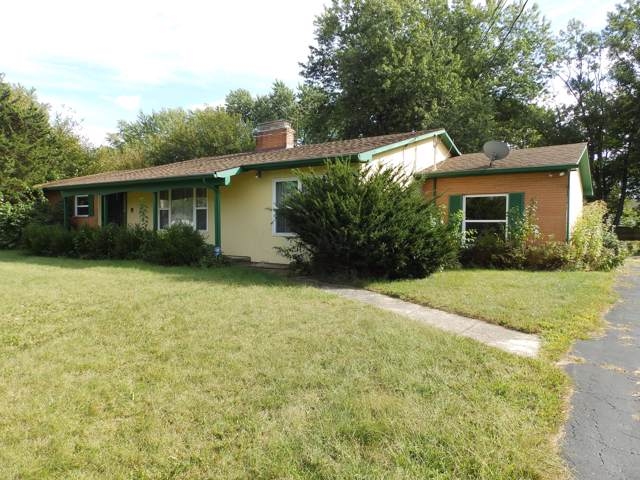 599 Park Road, Worthington, OH 43085 (MLS #219036322) :: Exp Realty