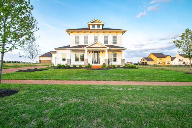 1744 Pinnacle Club Drive, Grove City, OH 43123 (MLS #219036332) :: Exp Realty
