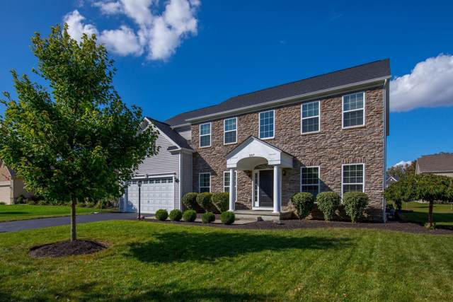 507 Braumiller Crossing Drive, Delaware, OH 43015 (MLS #219036345) :: RE/MAX ONE