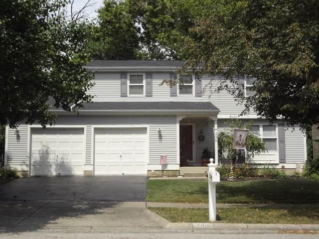 296 Rimbey Avenue, Columbus, OH 43230 (MLS #219036498) :: The Raines Group