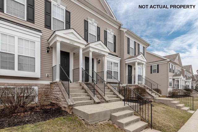 6558 Nottinghill Trail Drive 21-655, Canal Winchester, OH 43110 (MLS #219036507) :: RE/MAX Metro Plus