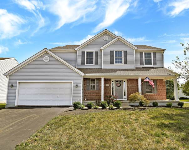 4486 Gary Way, Hilliard, OH 43026 (MLS #219036665) :: Signature Real Estate